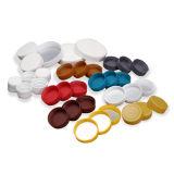 プラスチックびんのリップ型、薬剤の帽子型
