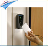Carte sèche d'identification de puce RFID de PVC de plastique pour l'accès d'hôtel