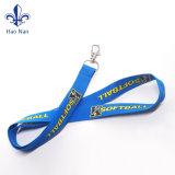 Promotional Gift를 위한 ID Card Holder Custom Plain Polyester Lanyard