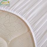 Los proveedores chinos Bambú&mezcla de algodón Rizo ultra suave hipoalergénico montado protector de colchón impermeable