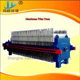 Prensa de filtro de alta presión programada de membrana de los PP