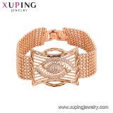 72218 Accesorios de moda Gold-Plated Bisutería Pulsera de mujer