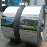 Крен катушки нержавеющей стали зеркала SUS 304 полируя
