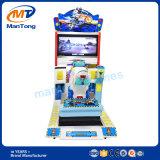 刺激する熱い販売の通りMoto HDスクリーンの硬貨によって作動させる機械のゲーム・マシンを競争させる