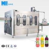 Imbottigliatrice automatica del succo di arancia