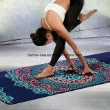 Custom цветной печати велюр йога коврик для печати