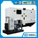 Zeer Goedkope Geluiddichte Generator/de Waterdichte Maximum die Output 38kVA/30kw van de Generator door Chinees Merk Ricardo wordt aangedreven