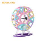 52PCS Magnetic Building Blocks Ferries Wheel The Best Kids Toy