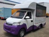 véhicule mobile détachable personnalisé par Karry de hot-dog de la nourriture 4X2 pour l'exportation