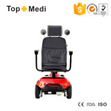Sillón de ruedas eléctrico de la potencia del motor de la vespa de la movilidad de la rueda de la venta al por mayor 3 de Tem33 Topmedi