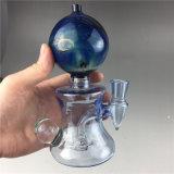 Venda por grosso de vidro do tubo de água do planeta com preço de fábrica de óleo do tubo de fumar