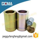 Metalen kap van de Slang van het Roestvrij staal van het Koolstofstaal van 00310 SAE De Hydraulische met de Prijs van de Fabriek