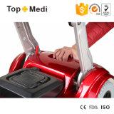 """Do espaldar destacável do assento de dobradura do produto novo """"trotinette"""" Handicapped elétrico da mobilidade"""