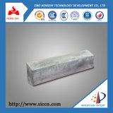 Forro refratário do Sidewall, tijolos do silicone do nitreto do carboneto de silicone SIC