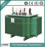 Распределительный трансформатор изготовления 10kv использования силы погруженный маслом