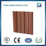 Деревянные зерна алюминиевый профиль для украшения