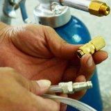 Corrosão de alta pressão Un933 do injetor de pulverizador do ar anti