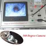 Preiswerte hohe Auflösung 850 Tvl Bohrloch CCTV-Kamera und Wasser-Vertiefungs-Inspektion-Kamera
