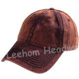 Neue kundenspezifische fördernde Sport-Feld-Leerzeichen-Ebenen-Baseball-Hut-Schutzkappe