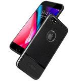 Кожаный чехол TPU телефон чехол для iPhone 6 7 8 Plus