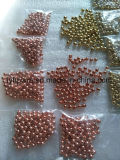 Copper Color Slotted Tungsten Beads Fly Tying Bead