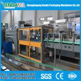 Semi-Auto Envolver la Máquina de embalaje, agua mineral.