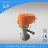 Bomba de enfriamiento de alto voltaje miniatura de la agua de mar con el motor eléctrico
