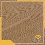 Papel impregnado da grão de Ashtree melamina decorativa de madeira para a mobília do fabricante chinês