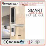Замок двери гостиницы ключевой карточки поставщика Китая электронный