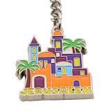 금속 주문 로고 모양 공짜 선물 Keychain 열쇠 고리