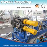 Macchina di riciclaggio di plastica di pelletizzazione della macchina/animale domestico della bottiglia dell'animale domestico