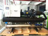 Поставщик промышленное Plastic&Rubber Китая подвергает охлаженный воздухом охладитель механической обработке водяного охлаждения винта
