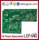 Доска PCB монтажной платы систем зрелищности Multylayer 4L высокочастотная