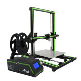 220X270X300mm Multi-Language 이중 Z 축선 로드 DIY 고정확도 CNC 각자 회의와 가진 Anet E10 3D 인쇄 기계