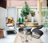 Présidences campantes de Tableau de jardin de patio de poids léger extérieur de meubles