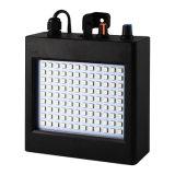 indicatore luminoso dell'interno dello stroboscopio della fase LED della strumentazione del DJ del pavimento di 108PCS*1W RGB