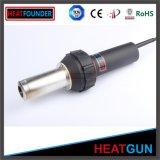 Вентилятор горячего воздуха для сокращается время сушки для пайки, отопления и сварки