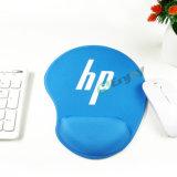 Mouse pad personalizado com o apoio de pulso em gel