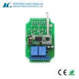 Regulador alejado sin hilos Kl-K400la-2CH del RF de 2 canales