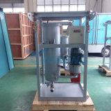 Pequeña máquina portable de la filtración del petróleo del transformador para quitar impurezas