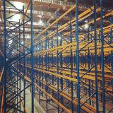 O melhor preço da cremalheira ajustável resistente da pálete do armazenamento