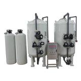Filtro automatico dal carbonio della sabbia di risucchio continuo per il trattamento dell'acqua di raffreddamento