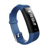 Wristband astuto della fascia Zy68 con il braccialetto di sport del video di frequenza cardiaca