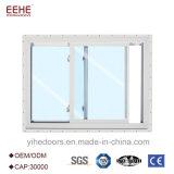 Disegni di alluminio dei portelli e di Windows con il vetro temperato vuoto