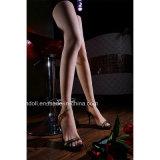 Juguetes femeninos atractivos calientes jovenes del fetiche del pie del juguete del sexo de los pies del silicón
