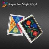 Marque de nouvelles cartes à jouer en plastique des cartes d'éducation