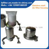 SUS316L Sanitory Edelstahl-Filtergehäuse für '' filternmaschine des Bier-10