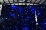 LED-Stern-Vorhang für Hochzeits-Hintergrund zu Ihrer romantischen Hochzeit