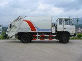 De Vrachtwagen van de Pers van het huisvuil/de Vrachtwagen van het Afval (5122ZYS)