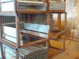 원료는 알루미늄 밀어남 합금 단면도 프레임을%s 내밀었다